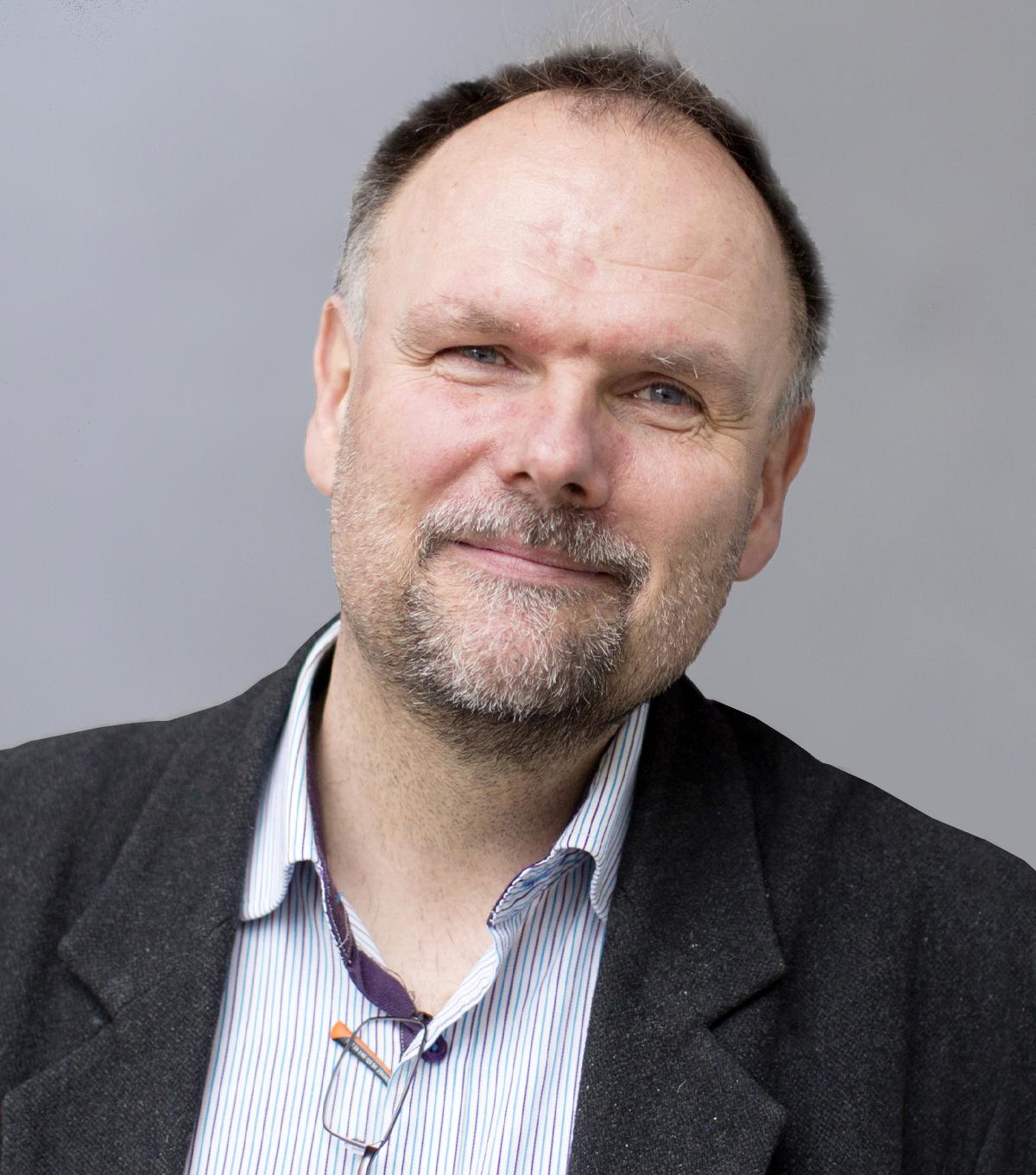 Management team: Dr Einar Pontén