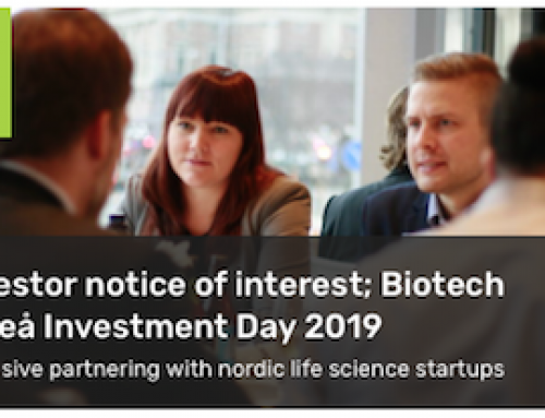 Biotech Umeå Investment Day 2019