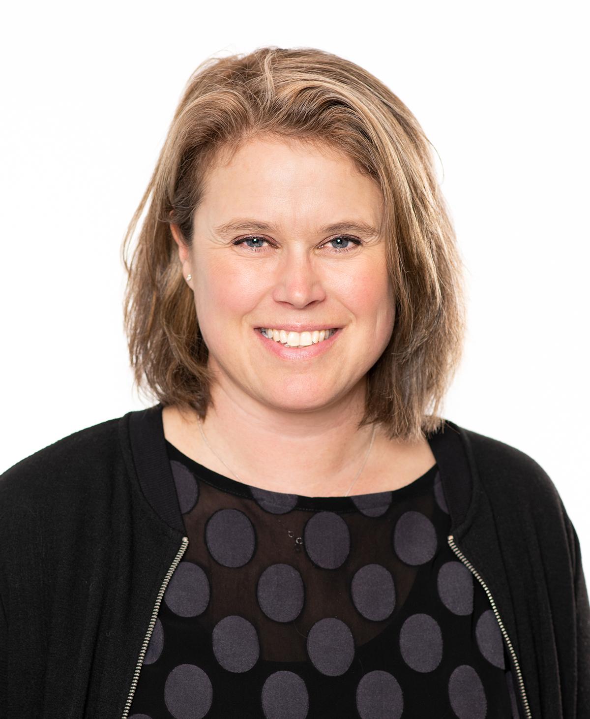 Management team: Dr Pernilla Abrahamsson
