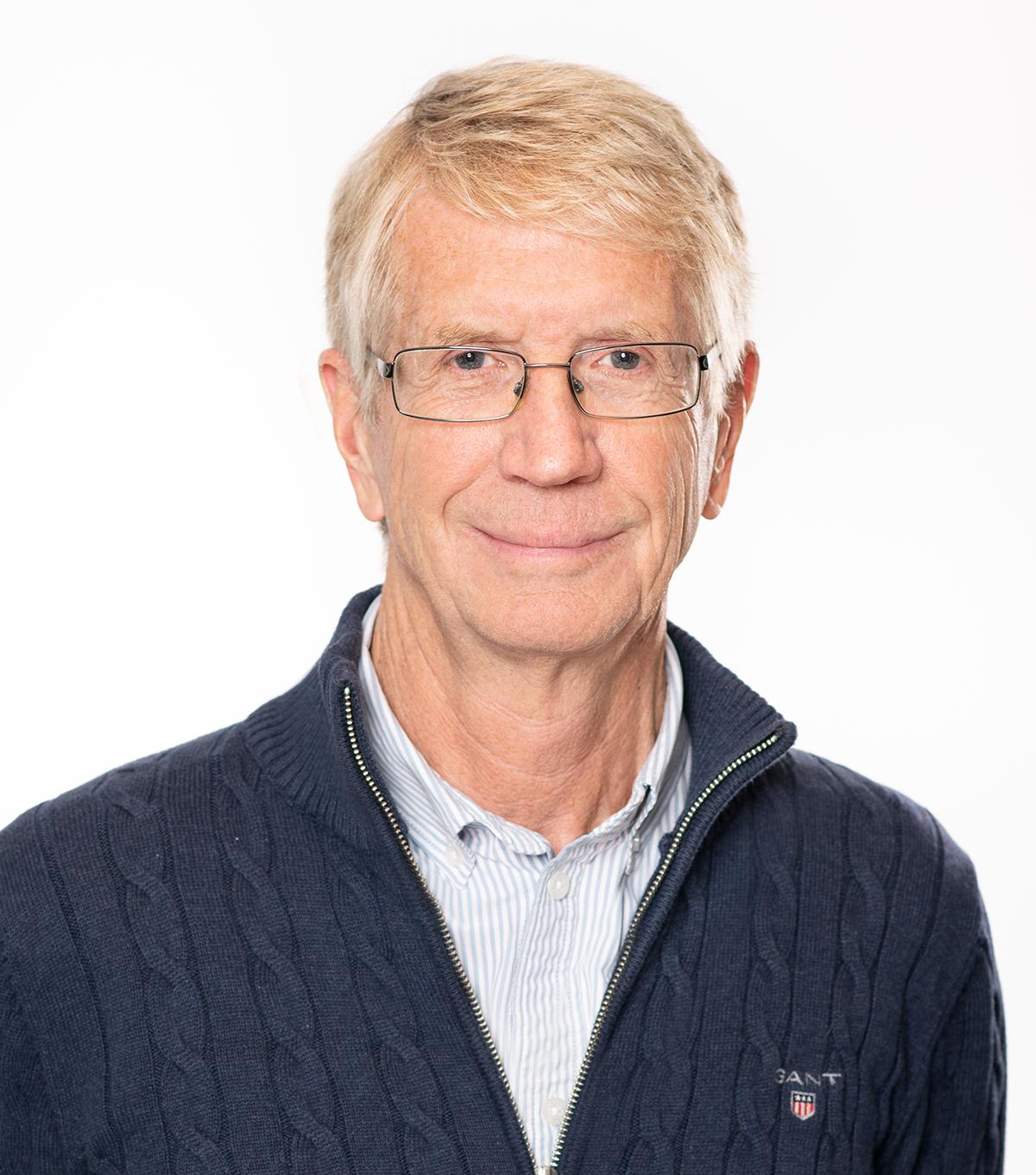 Press images Lipum: Prof Lennart Lundberg